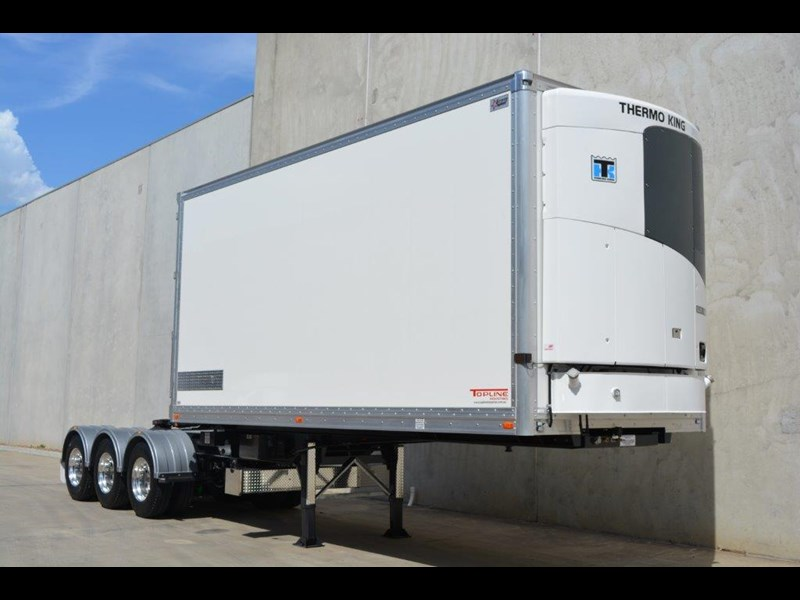 graystar new 32 & 34 pallet b double freezer vans 316629 005