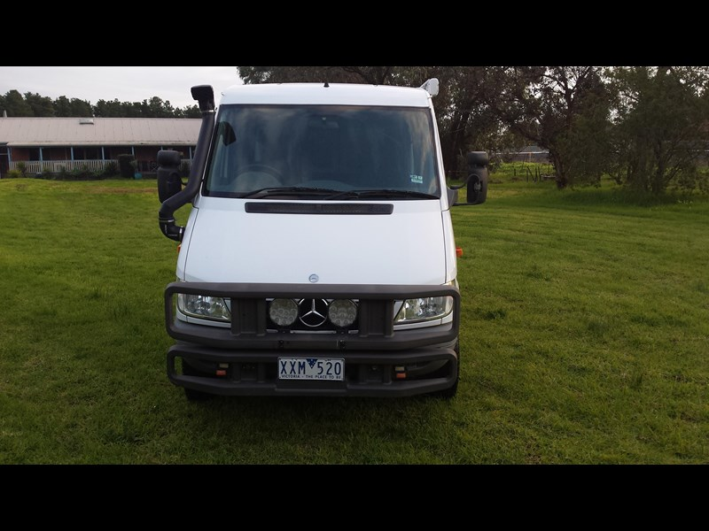 mercedes-benz sprinter 316 cdi - 4x4 382920 003