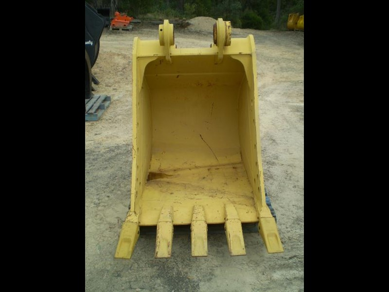 caterpillar heavy duty 322 dig bucket 383454 003