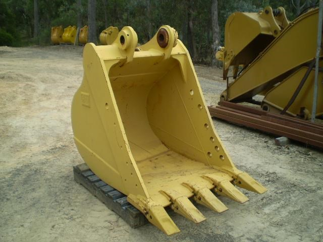 caterpillar heavy duty 322 dig bucket 383454 001