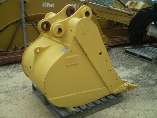 caterpillar heavy duty 322 dig bucket 383454 007