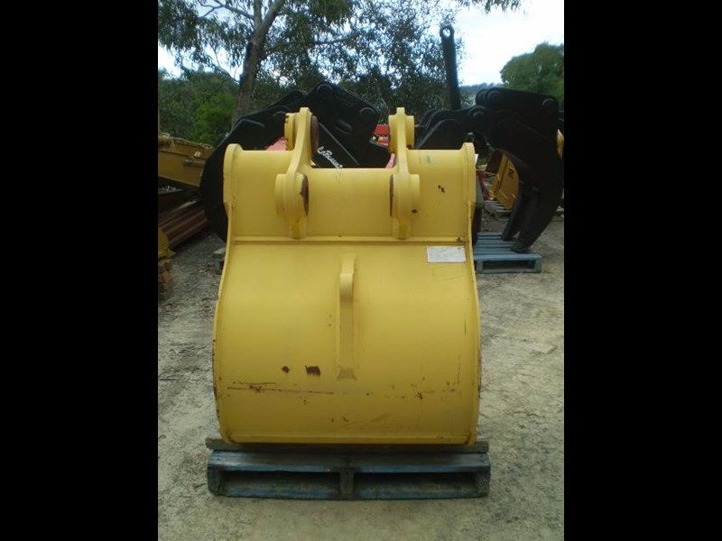 caterpillar heavy duty 322 dig bucket 383454 009