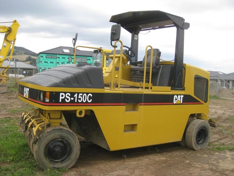 caterpillar ps-150c 383511 001