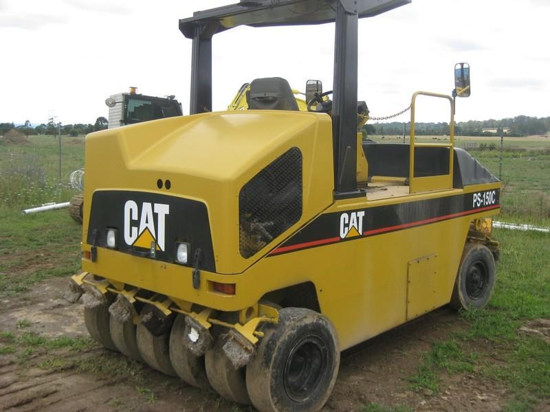caterpillar ps-150c 383511 003