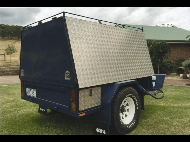 custom made camper trailer 383727 005
