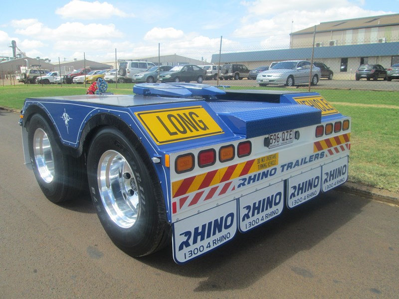 rhino tandem axle road train dolly 140810 005