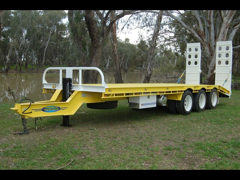 northstar transport equipment tri tag trailer 384829 001