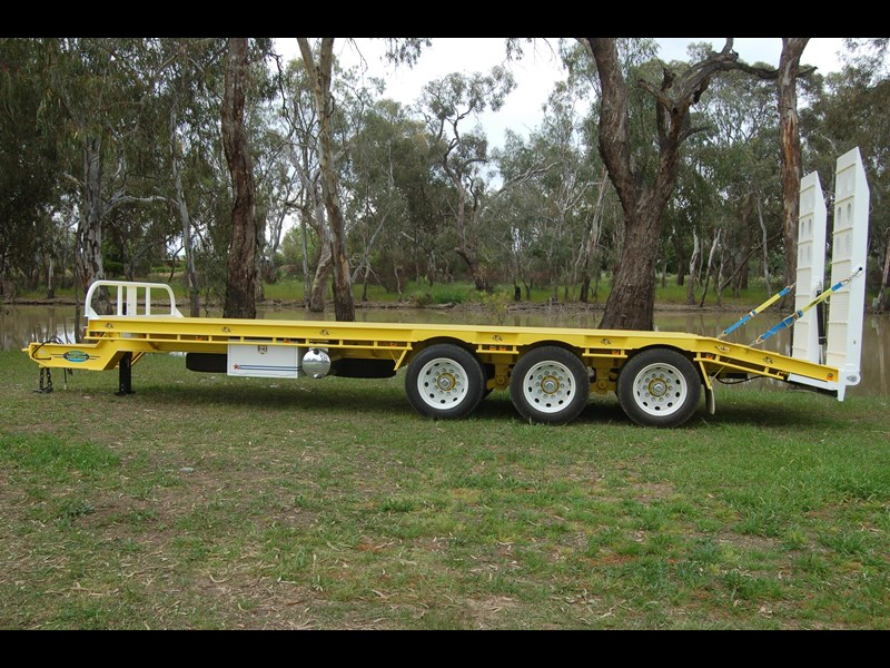 northstar transport equipment tri tag trailer 384829 007