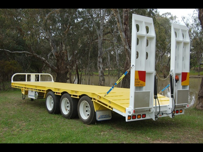 northstar transport equipment tri tag trailer 384829 009
