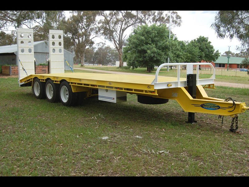 northstar transport equipment tri tag trailer 384829 013