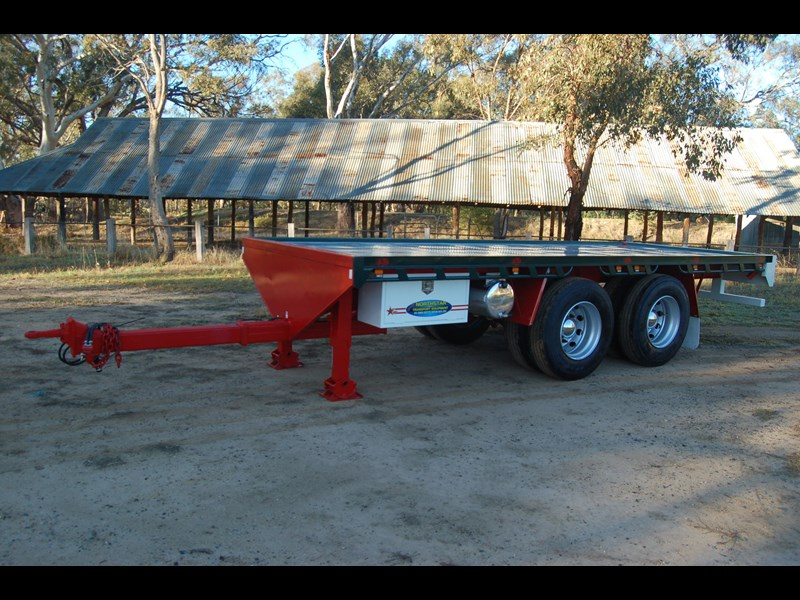 northstar transport equipment dog trailer 384840 003