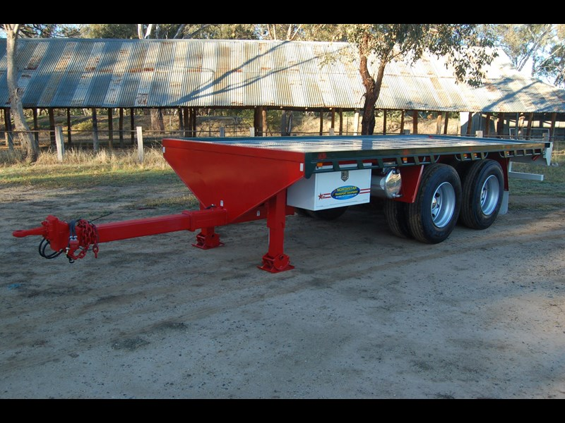 northstar transport equipment dog trailer 384840 007