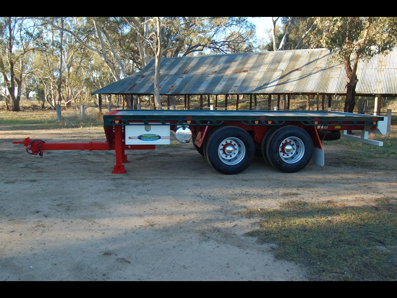 northstar transport equipment dog trailer 384840 011