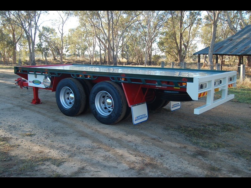 northstar transport equipment dog trailer 384840 015