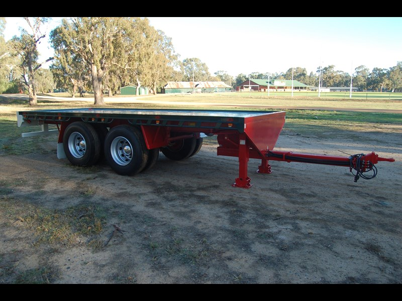 northstar transport equipment dog trailer 384840 017