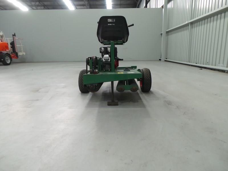 turf tec ride on greens roller 324184 007