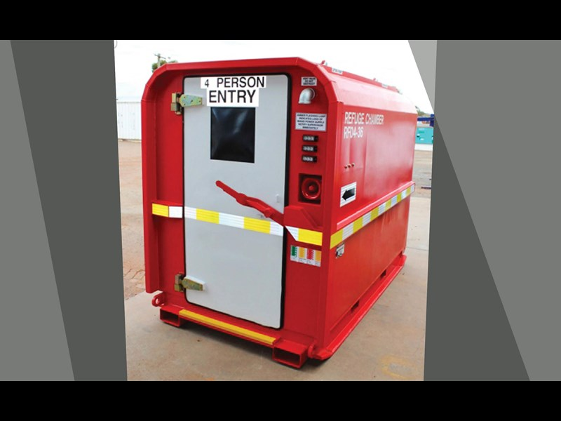 bost group portable refuge chamber 385462 017