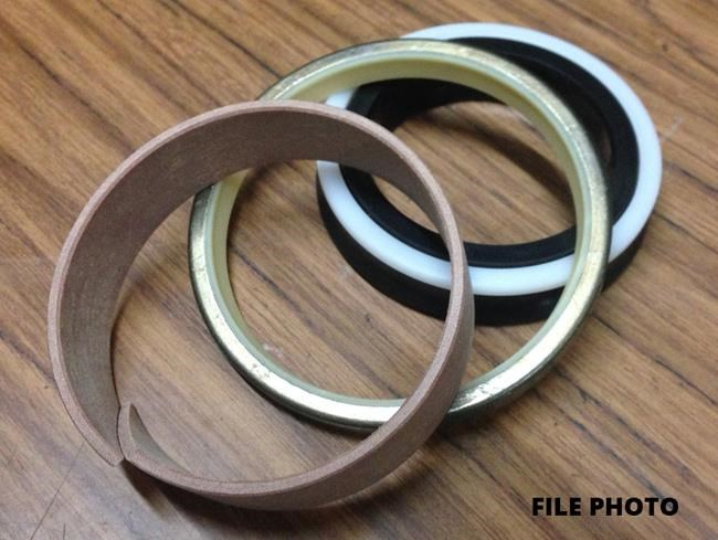 caterpillar e200b track adjuster seal kit 387943 001