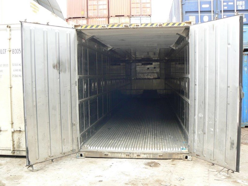cimc refrigerated container 397938 005
