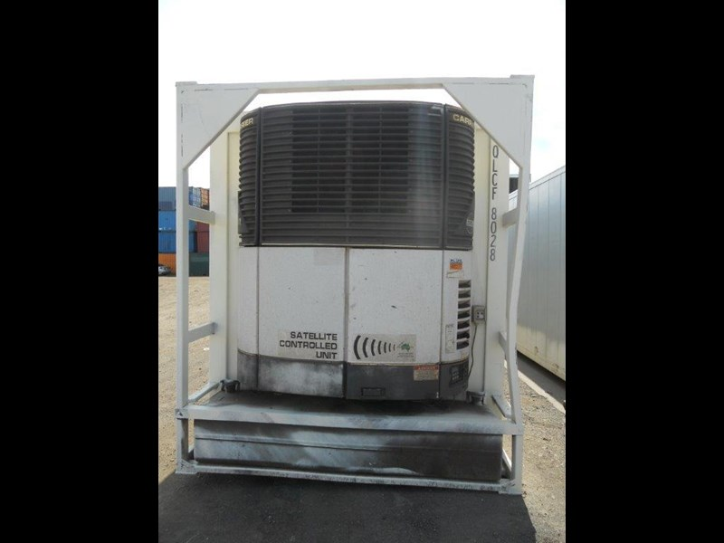 cimc refrigerated container 397938 007