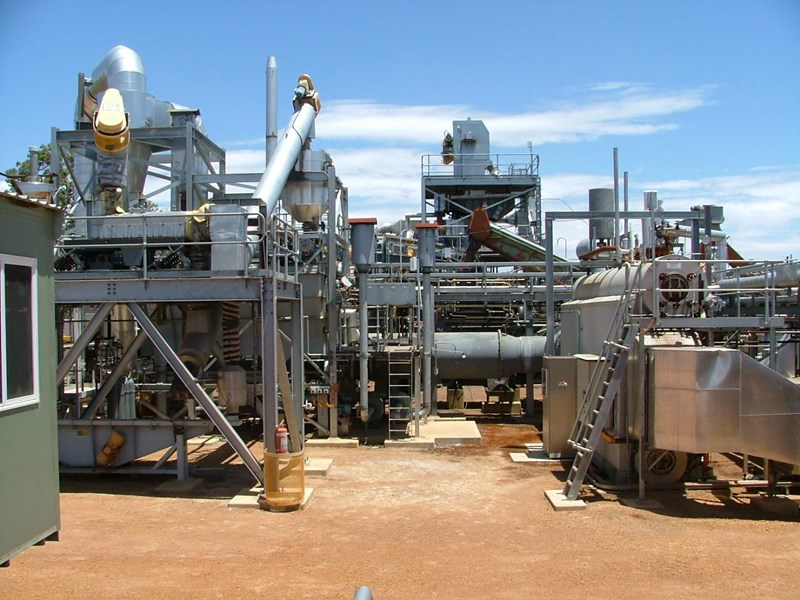 western power. mallee tree oil, bio-energy plant. 392804 001
