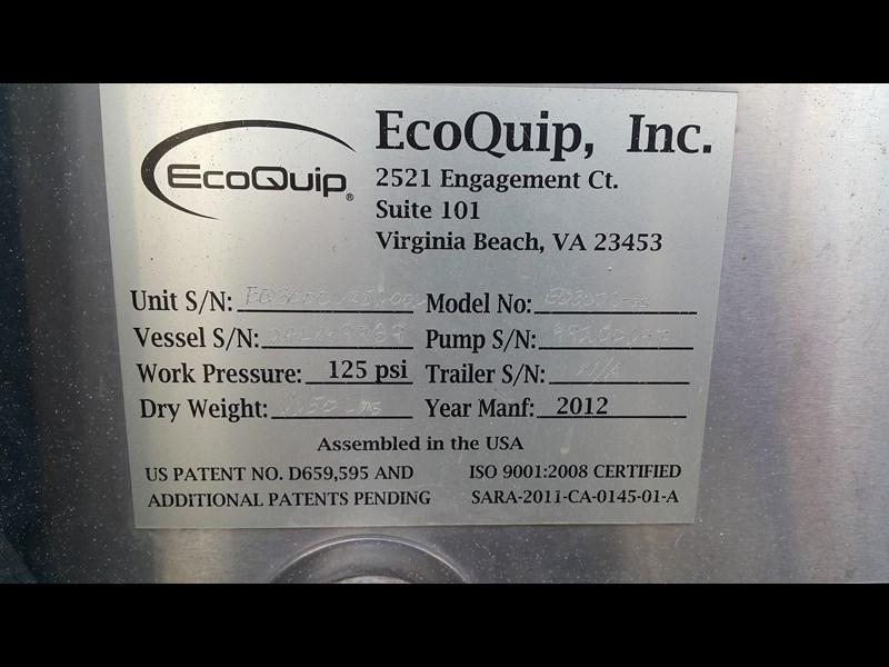 2012 BLASTER EQ300S Q300S EcoQuip® EQ300S Vapour Blast Machine for sale