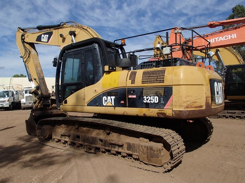 caterpillar 325dl 393698 001