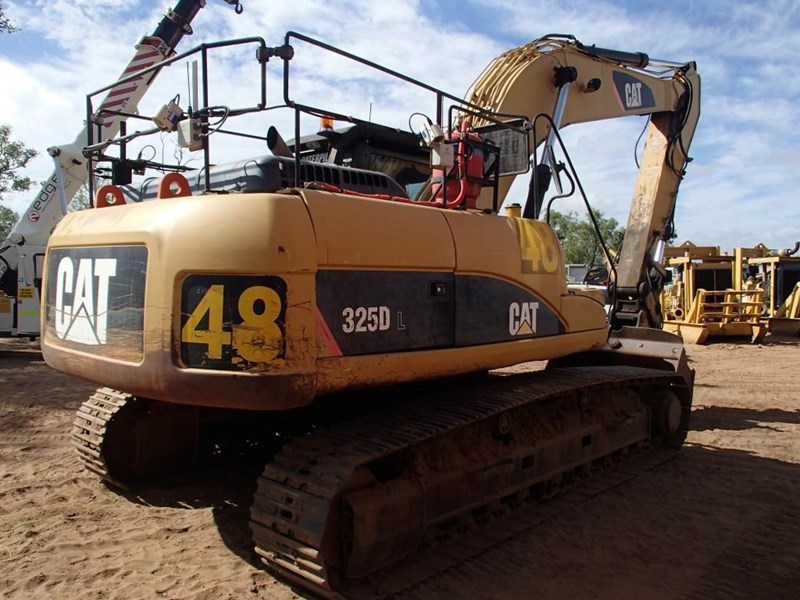 caterpillar 325dl 393698 007