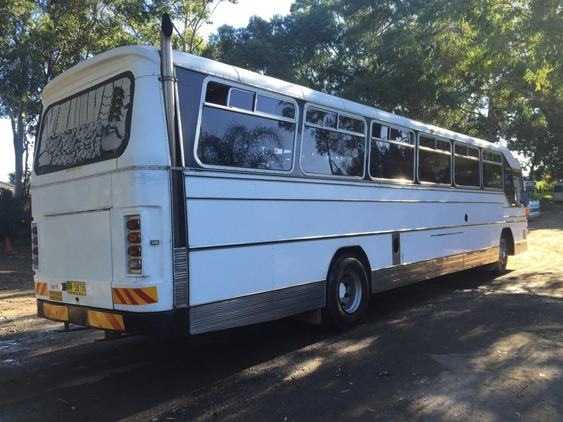 mercedes-benz oc1617 bus, 1985 model 393734 005