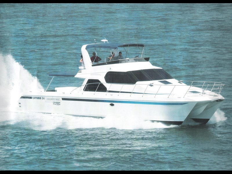 catnova boats models from 44' to 54' 393875 001