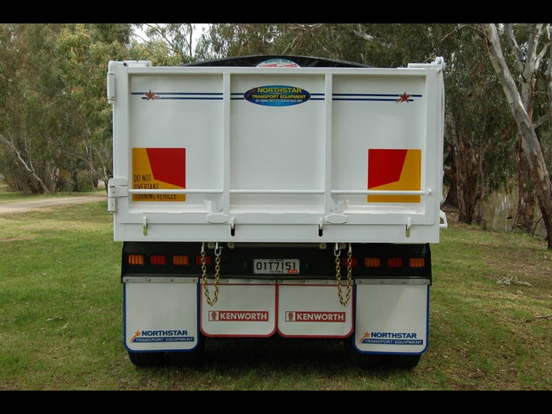northstar transport equipment tipping dog trailer 394603 003
