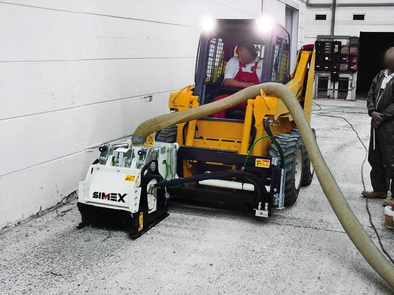 simex pl75.20 self leveling planers 394888 005