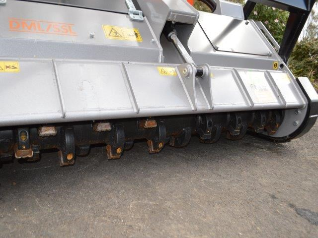 fae dml/ssl 150,175 skid steer mulcher 395735 014