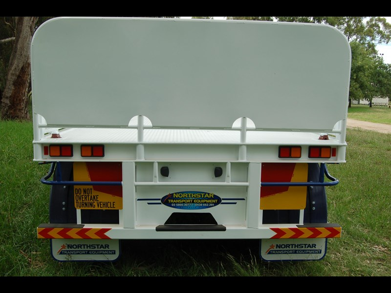 northstar transport equipment dog trailer 396079 009