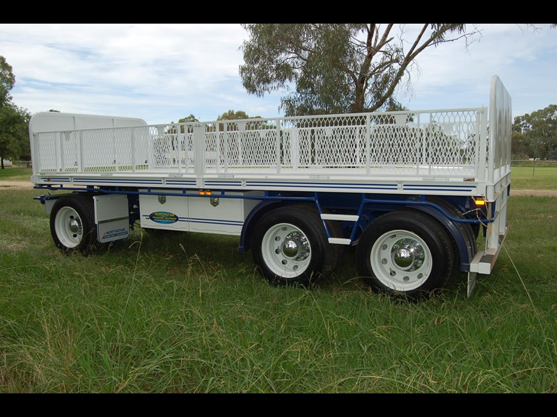 northstar transport equipment dog trailer 396079 011
