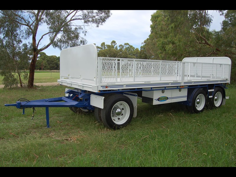 northstar transport equipment dog trailer 396079 013