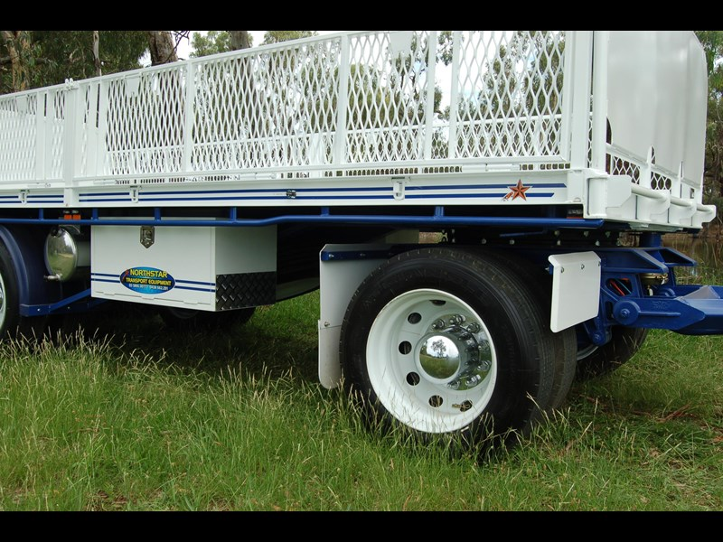 northstar transport equipment dog trailer 396079 017