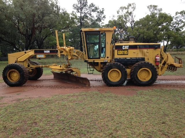caterpillar 140h vhp series 2 397777 001