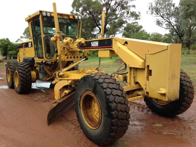 caterpillar 140h vhp series 2 397777 002