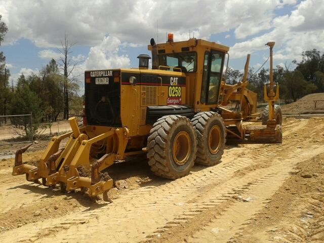 caterpillar 140h vhp series 2 397777 007