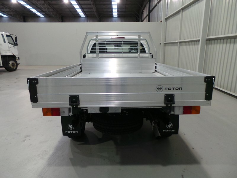 foton single cab 4x4 tray 397771 007