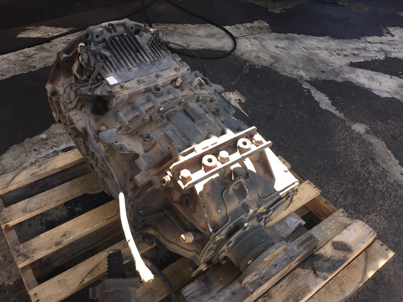 zf transmissions 16 as 2630 397883 002
