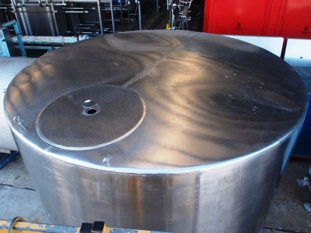 stainless steel storage tank vertical 398121 003