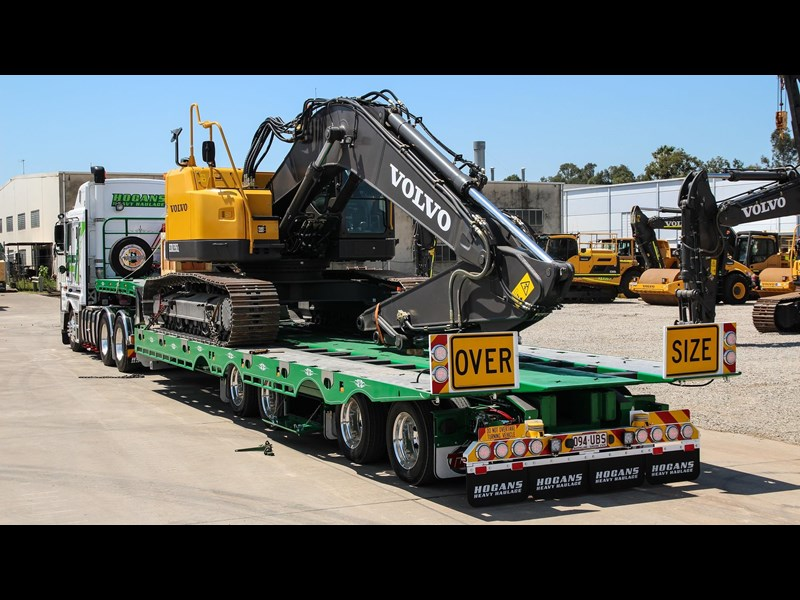 tuff trailers 3x4 or 4x4 drop deck / fixed width or deck widening / tilt 'n' slide - super tilt 398286 009