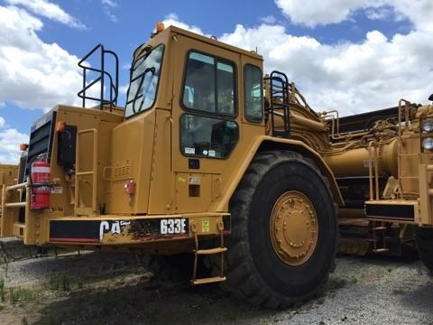 caterpillar 633e-ii 398390 001
