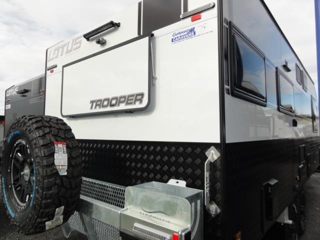 lotus caravans trooper 22' 398599 003