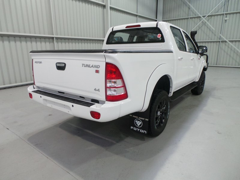 foton dual cab 4x4 ute (bigfoot pack) 398746 005