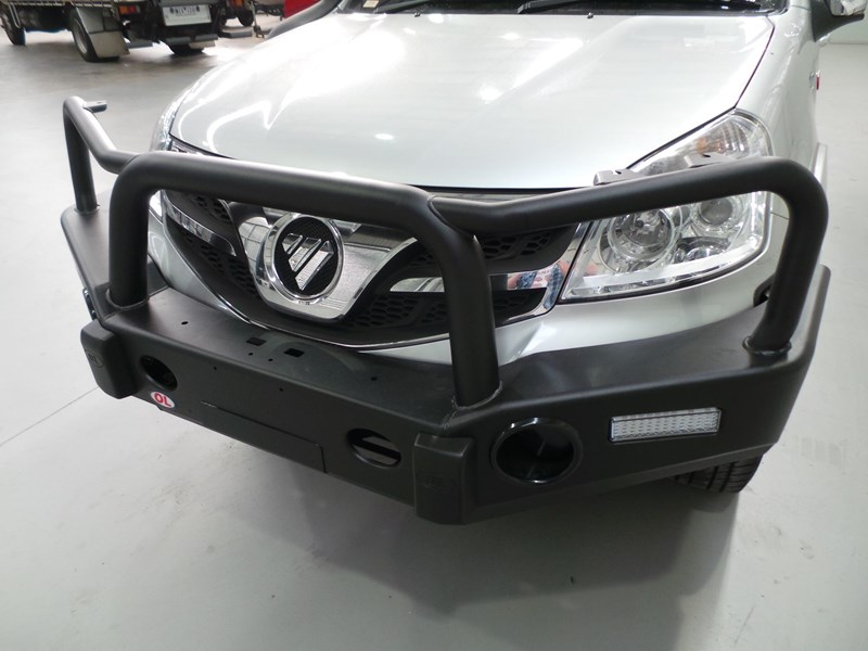 foton dual cab 4x4 ute (extreme pack) 398883 017