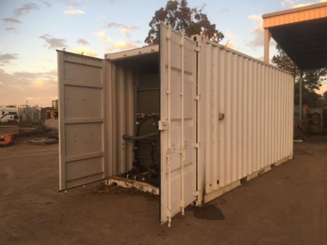 container 26,000 litre clean water tank 399077 003