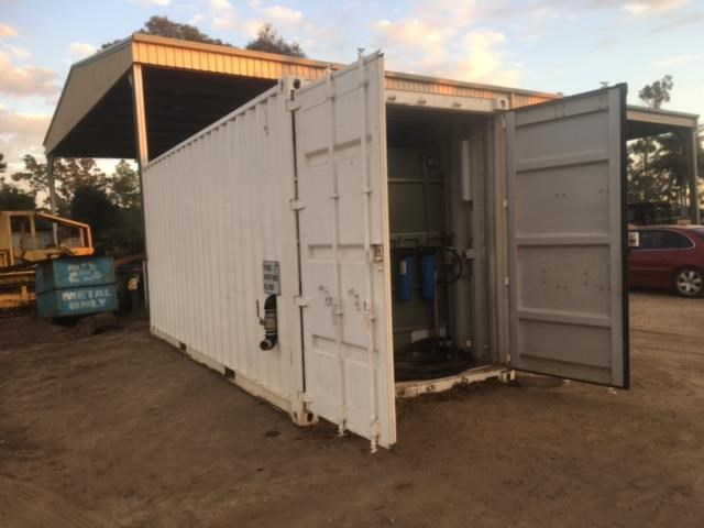 container clean water tank 399077 003